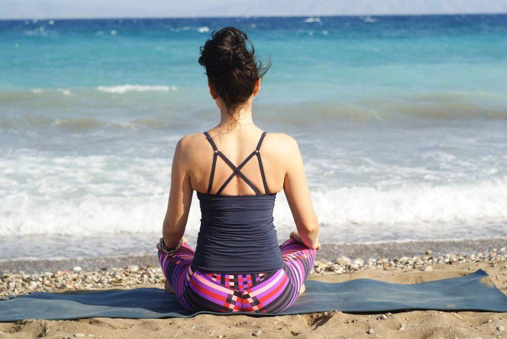 Stage Yoga: Relaxation en vue des vacances cet été
