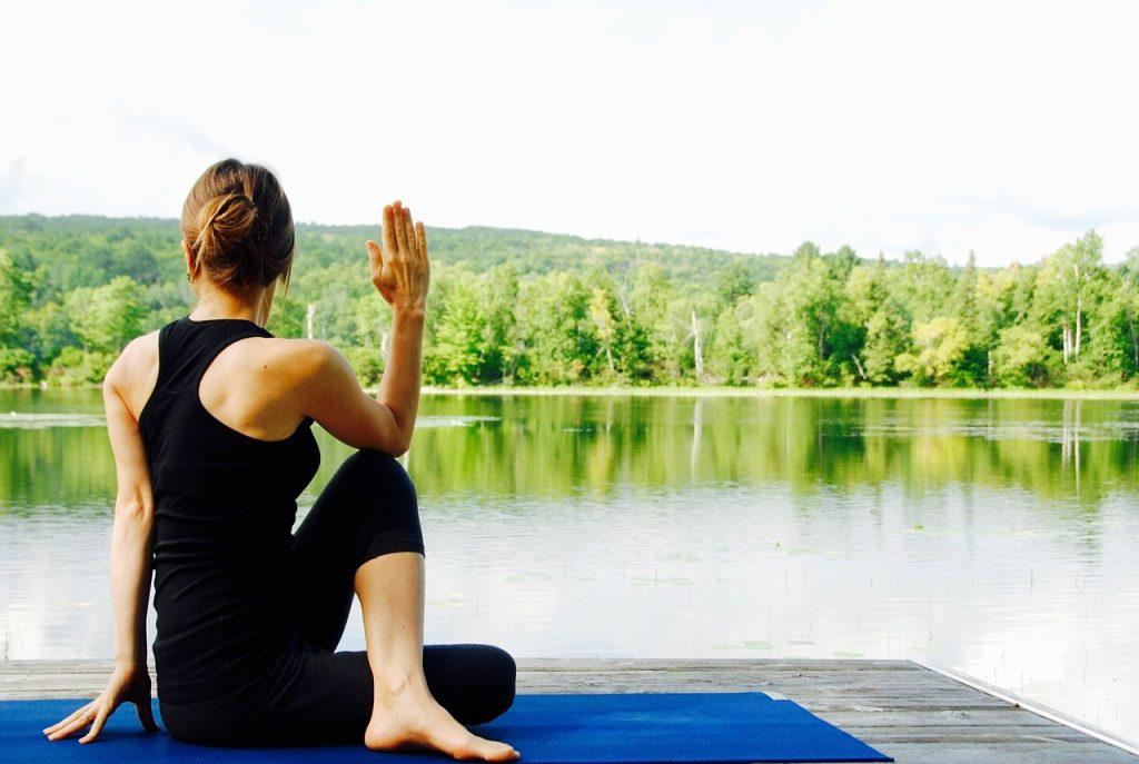 Stage Yoga: Relaxation et bien être