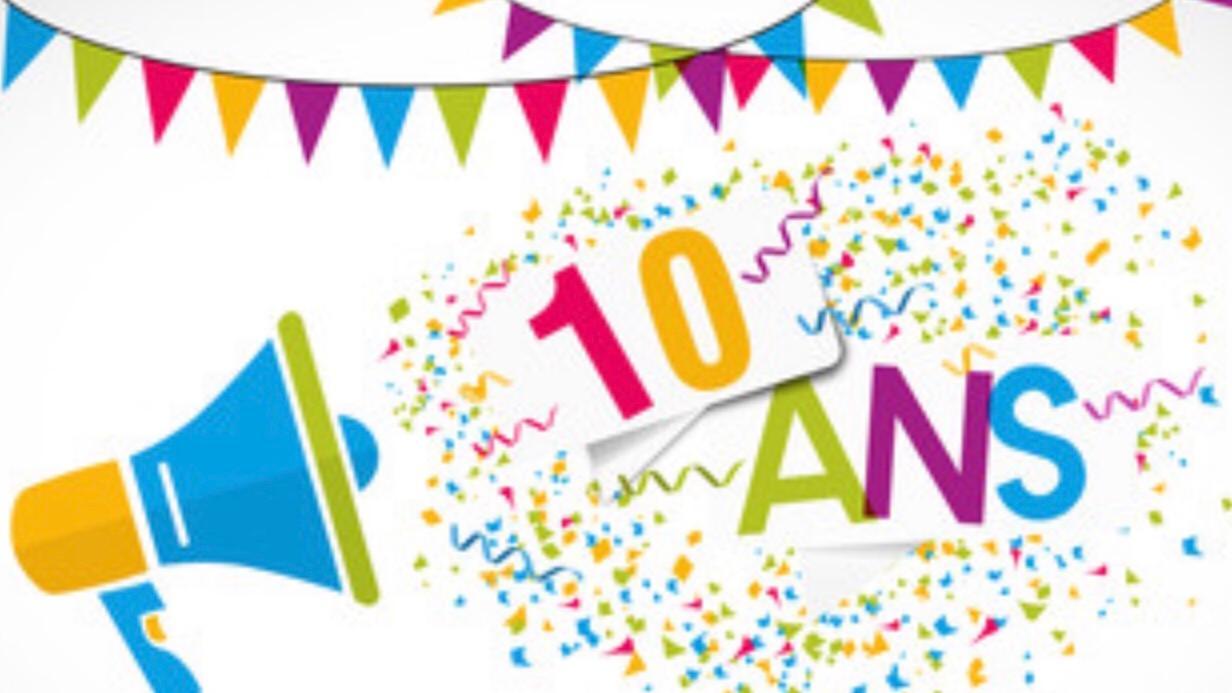 Soirée anniversaire des 10 ans de l'activité randonnée